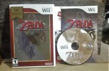 The Legend of Zelda: Twilight Princess (Nintendo Wii, 2006) used, CIB