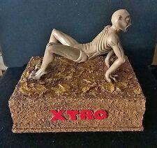5 Disc X-TRO + FIGUR Box + T-SHIRT Limited Edition XTRO BLU-RAY DVD CD Platinum