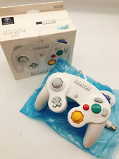 【Boxed】Nintendo Official GameCube controller White F/S #0302A
