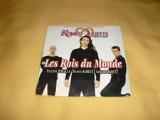 Les Rois Du Monde CD Single (Roméo & Juliette)