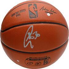 Stephen Curry Dorado Guerreros del Estado firmado baloncesto-firmado en la parte inferior del panel