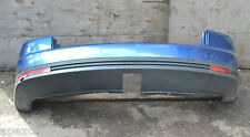 VW Touran Rear Bumper Touran 5 Door MPV Damaged Blue Bumper 2009