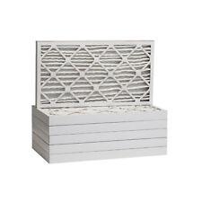 16x25x2 Merv 8 Replacement AC Furnace Air Filter (6 Pack)