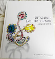 MASSIVE BOOK Designer Jewelry Givenchy JAR Bhagat Varney Chan Etcetera 10 Royale