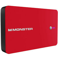Monster Rapid Charge Power Bank 12500mAh Portable Charger for All Mobile Devices