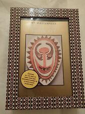My Masterpiece: Pacific Island Mask Kit, Metropolitan Museum of Art, Excellent