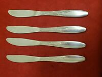 4 Ceres aka Wheat II by Stegor / Gorham Butter Spreaders