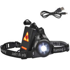 Running Lights Lamp for Runners, Safety Chest Running Lights for Night Runner,