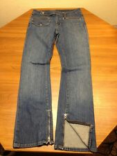 POLO JEAN CO STRETCH WHITNEY JEANS. SIZE 6 LOW RISE SLIM BOOTCUT