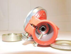 Getriebe Winkelgetriebe Motorsense Freischneider 7 Zahn 26mm Rohr Top Qualität