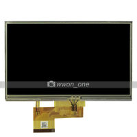 "5"" Innolux AT050TN34 V.1 LCD Display TOUCH Screen For GPS Garmin Nuvi 1490 1490T"