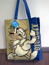 Disney Donald Duck TOTE BAG Shoulder Handbag Weekend School Bags ladies