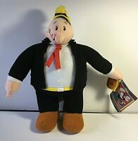 "Wimpy Plush Doll 15"" Posable Arms Legs 2002 Kellytoy Rare Original Tags Toy"