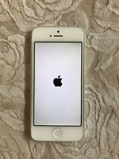 Apple iPhone 5 -16GB (AT&T Locked) Smartphone White/Silver 4G LTE Model - A1428