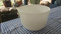 Vintage  Sunbeam small Mixing Bowl,Milk Glass