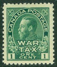 EDW1949SELL : CANADA 1915 Scott #MR1 Extra Fine, Mint NH Huge stamp. Catalog $60