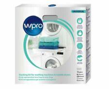 Whirlpool 484000008436 Kit Sovrapposizione con Ripiano Scorrevole per Lavatrici Whirlpool - Bianco