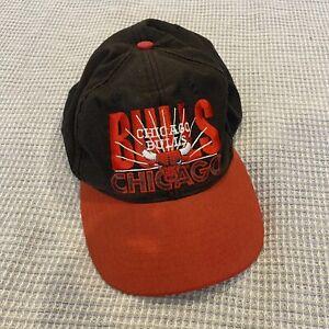 Chicago Bulls Vintage Cap