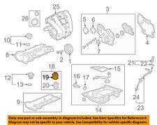 GM OEM ENGINE-Filter Assembly Seal 12580255