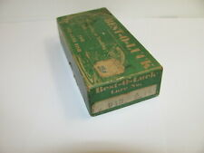 VINTAGE SOUTH BEND BEST O LUCK LURE BOX FOR BASS ORENO