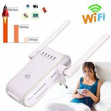 300Mbps High Speed Wireless WiFi Repeater 802.11 n/g/b 2.4GHz Network Router