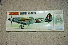 Vintage MATCHBOX SPITFIRE Mk22/24   1/32 Scale