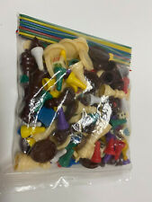 Bag Of Miscellaneous Game Pieces plastic