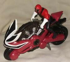 POWER Rangers Mega Morph CICLO X 2 con Rosso e Giallo Rangers