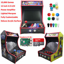 RAC-B300 Mini Bartop Arcade Game Machine 128G Raspberry Pi 3B+