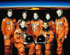 NASA Astronaut STS-45 Michael Foale and Brian Duffy signed. Dirk Frimout Belgium