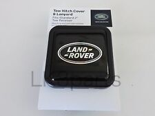 """Land Rover Range Sport LR3 LR4 2"""" Tow Hitch Plug Cover with Logo VPLWY0084 New"""