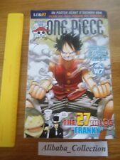 ONE PIECE LOG 27 grand format Eiichiro Oda Collection Hachette MANGA VF