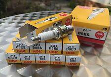 Satz - 10x NGK Zündkerzen B8ES - Z750, Z900, Z1000, Gold-Palladium, spark plugs