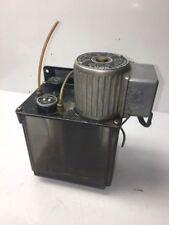 Schmieröl Corp Lube-Matic Automatisch Öler,Mod # D 84 07X 220V Gebraucht
