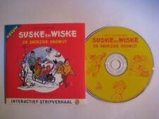 SUSKE EN WISKE De snoezige snowijt  CD-ROM Interactief stripverhaal 2002