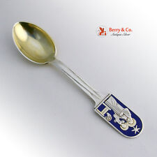 Christmas Spoon 1934 Michelsen Sterling Silver