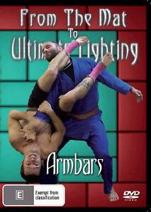 ARMBARS ULTIMATE FIGHTING BJJ MMA GRAPPLING JIU JITSU UFC SUBMISSION GRACIE JUDO