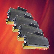 4 Toner TN-650 for Brother TN650 TN-620 HL-5370DWT