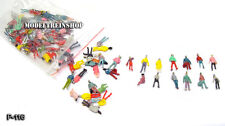 Gauge N Scale 1:160  Figures - Type 11 -  Figuren 100 Pieces - P-116/100