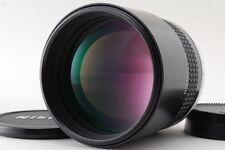[NEAR MINT] Nikon Nikkor Ai-s 135mm f2 Ais Telephoto Lens from Japan #117