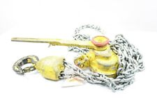 Yale D85PD2 6ton Manual Lever Chain Hoist
