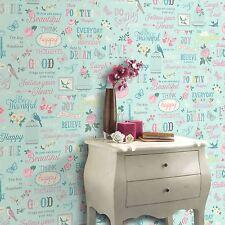 Rasch tapeten kinderzimmer mädchen  Rasch Tapeten für Mädchen günstig kaufen | eBay