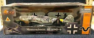 The Ultimate Soldier XD Messerschmitt BF 109G-6 Gunther Rall 1/18 No 10001