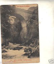 64 - cpa - EAUX CHAUDES - Le pont d'Enfer (H9534)