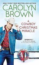 A Cowboy Christmas Miracle (Burnt Boot, Texas)