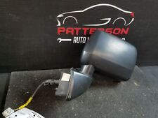 2006 MITSUBISHI ENDEAVOR Driver Left Power Side View Door Mirror Paint Code A33A