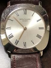 Patek Philippe - 18K White Gold Solid Case, Manual winding, Ref 3543