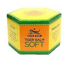 LARGE Tiger Balm Soft 50g headache stuffy nose insect bite NEW Singapore 虎標萬金油軟膏