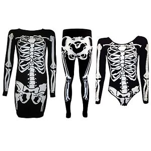 Halloween Dress Costume Fancy Ladies Women's Adult New Outfit Bodycon Dress 8-22