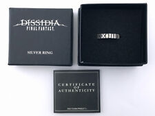 Dissidia Final Fantasy Silver 925 Ring official Square Enix 17